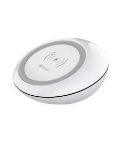 Wireless charger DEVIA Non-pole white