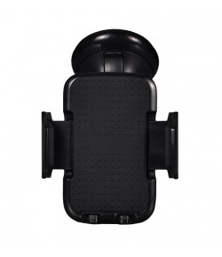 Universal Car Holder K400 BLACK with silicone inside