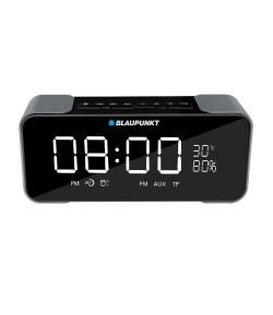 Blaupunkt BT16CLOCK wireless speaker with radio and alarm