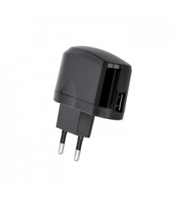 USB wall charger 2A black SETTY