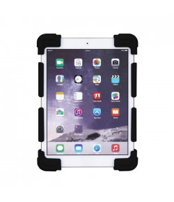 "Silicon Defender case for tablet (9,0-10,0"") black"