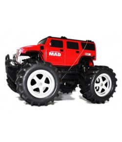 Mad Monster Truck 1:16 27/40MHz RTR - Red