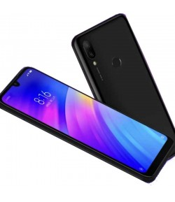 Xiaomi Redmi 7 4G 32GB Dual-SIM eclipse black EU