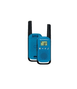 Motorola Talkabout T42 twin-pack blue