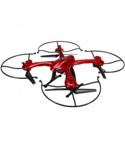 MJX: MJX X102H RTF (2.4GHz, 4CH, gyroscope, barometer, headless mode) - Red
