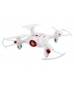Syma: Syma X20 (2.4GHz, Gyroscope, Auto-start, Hovering, Range up to 20m) - White