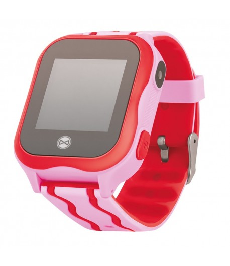 Forever GPS WI-FI kids watch See Me KW-300 pink