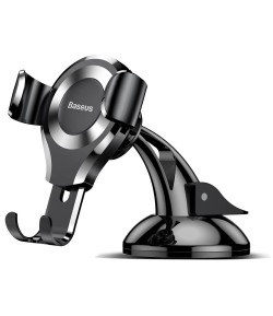 Baseus car mount Osculum gravity black-silver