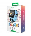 Forever kids watch Call Me KW-50 blue