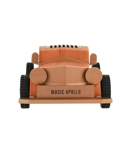 Music Apollo B5 vintage car bluetooth speaker
