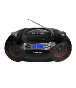 Blaupunkt BB30BT portable radio black