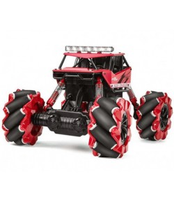 NQD: Dancer 4WD 1:16 2.4Ghz RTR - red