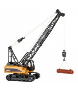 H-Toys: Tracked Crane, Alloy 1:14 15CH 2.4GHz RTR