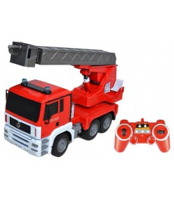 Double Eagle: Fire Truck with ladder (Scale 1:20)