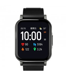 Smartwatch Haylou LS02 Bluetooth V5.0 (black)