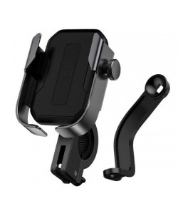 Baseus Armor Motorcycle holder Black