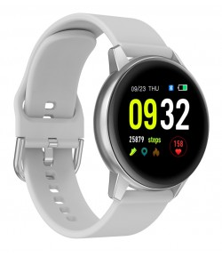 "HIFUTURE smartwatch HiMATE, 1.4\"", IP68, heart rate monitor, λευκό"