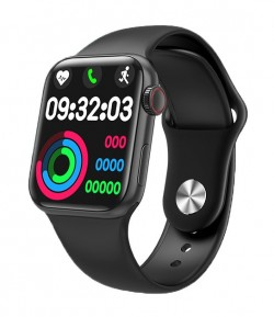 "HIFUTURE smartwatch HITime Mini, 1.57\"", IP67, HR & Blood pressure, μαύρο"
