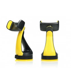 REMAX Car Holder - RM-C15 BLACK-YELLOW
