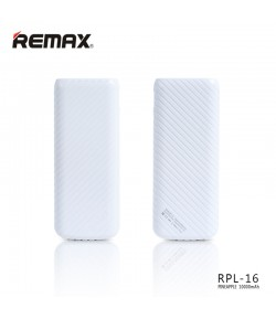 REMAX Power Bank Pineapple 10000mAh RPL-16 WHITE